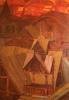 Штабнов_Г.А.1927-1989гг_Любимый_город_1964г.р._х.м._200х150_ТКГ-81_Ж-70