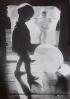 Мальгавко С.В.1959г.р. Детство,1986 г. фотобумага, фотопечать 34х23,5