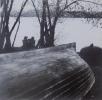 Мальгавко С.В.1959г.р. На берегу, 1985 г. г.Омск фотобумага, фотопечать 22,7х23,5