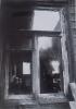 Мальгавко С.В.1959г.р. Москва, Окна старого дома, 1978 г. фотобумага, фотопечать 29,5х21