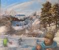 Глебов_В.В.1969г.р._Лыжные_гонки2017г._х.м._45_х_52_ТХМ-517_Ж-337