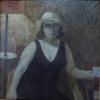 Соловьев Г.С. (1941-2007гг.) Портрет жены, 1978 г. х.м.