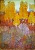 Соловьев Г.С. (1941-2007) Золотая осень, 1978 г  х.м.