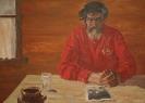 Соловьёв Г.С. Красный партизан Ефременко П.А. 1977. Холст, масло
