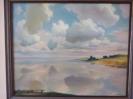 Кичигин Г.П. Озеро. 2002. Холст, масло
