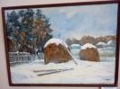 Кальницкий Н.Д. Покрова. 2006. ДВП, масло