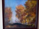 Куроедов А.А. Теплая осень. 1989. Холст, масло