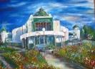 Егорова О.Н. 1988г.р.Тара. СДТ, 2008г. холст, масло