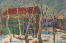 Кальницкий Н.Д. (1963-2010 г.) Галерея, 1995 г холст, масло